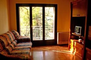 Apartament Les Piques - Sala d'estar